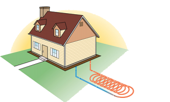 how a heat pump works diagram