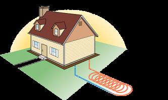 how a heat pump works diagram